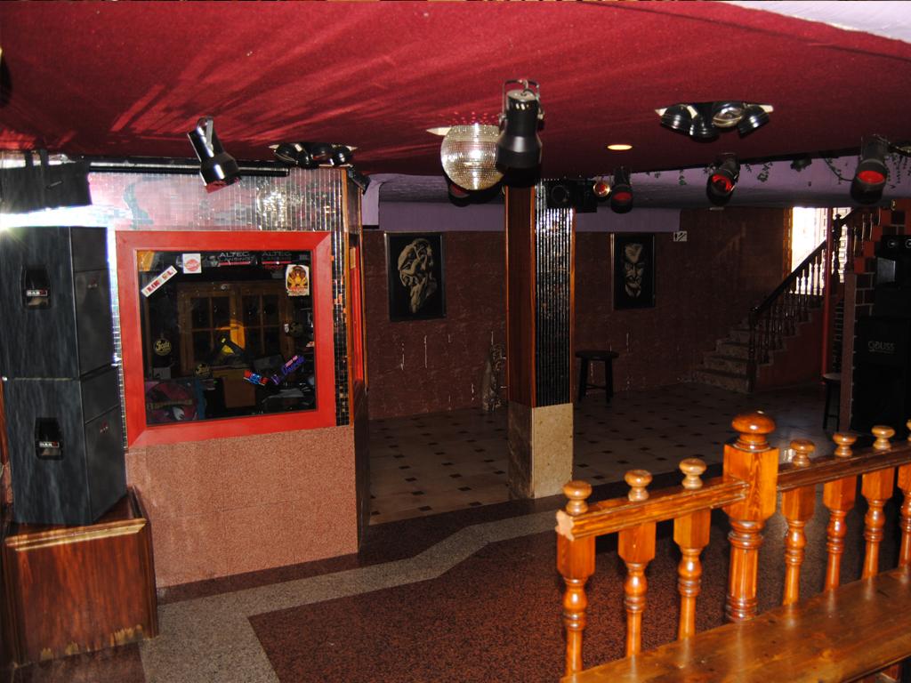 Discoteca – Pub